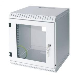 LC-R10-W9U300 drzwi szklane - Wiszące szafy teleinformatyczne 10
