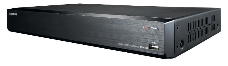 Samsung SRD-842P 1TB - Rejestratory 8-kanałowe
